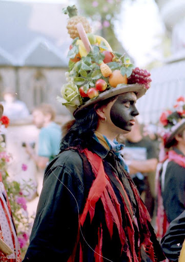 BORDER MORRIS: WHERE THE WILD THINGS ARE