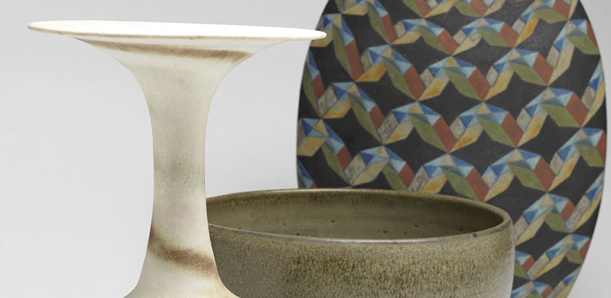 Image © Elizabeth Fritsch © The estates of Lucie Rie and Norah Braden