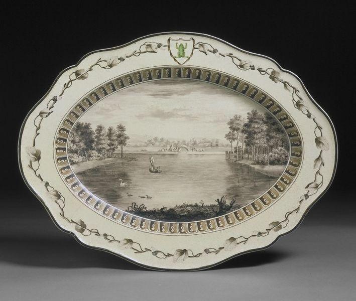 Wedgwood creamware 1773