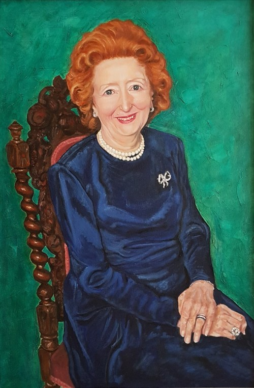 Gloria Neave - Mrs Margaret Neave