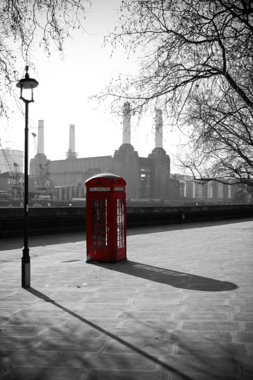 scott phone box