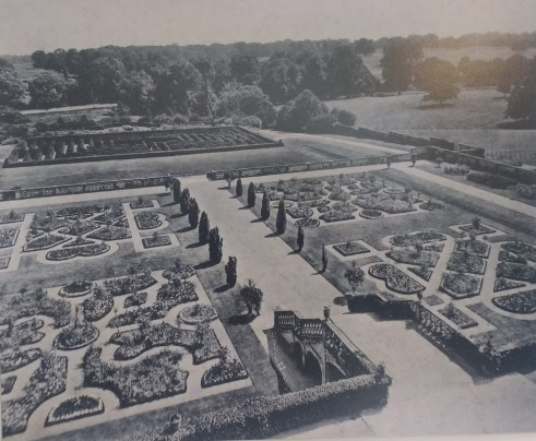 old parterre
