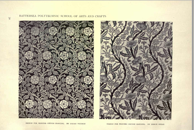 battersea textiles