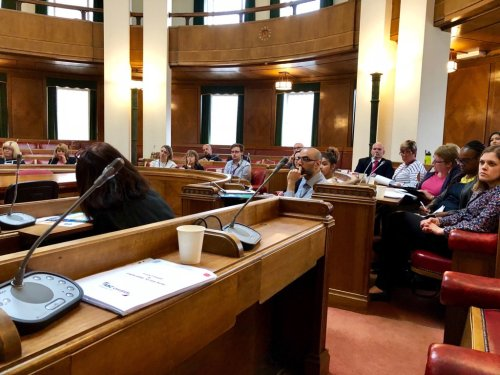 luton council chamber