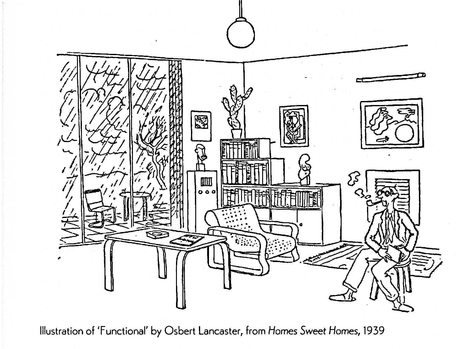 lancaster modernist