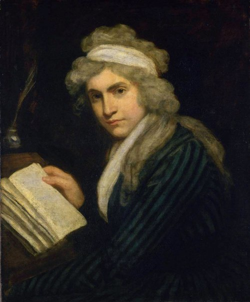 MaryWollstonecraft opie 1791